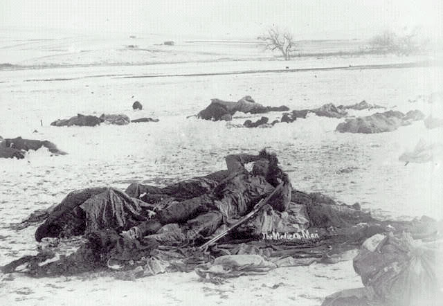 Image result for wounded knee 1890