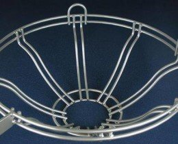 Wire Forming Planter Basket
