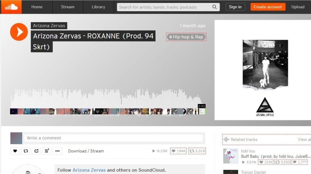 soundcloud replaced myfreemp3