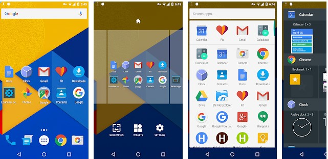 Best free android icon packs holo launcher