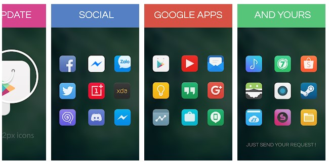 MyUI 5 - Icon Pack
