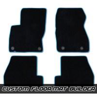 Ford Fiesta Floor Mats Carpet All Weather Custom Logo ...