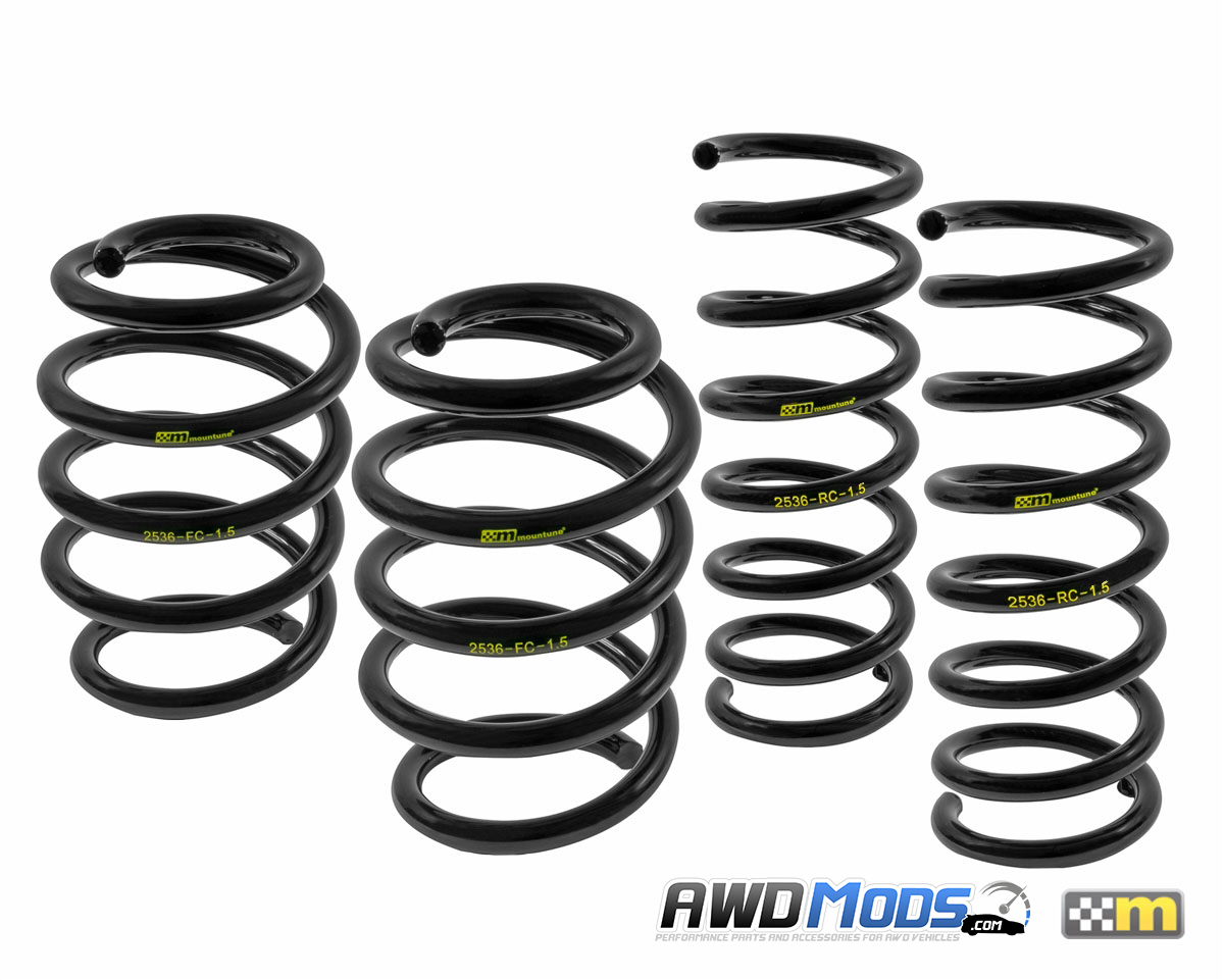 Ford Focus RS Sport Springs by Mountune