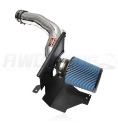 injen cold air intake for the ford focus rs  [ 950 x 950 Pixel ]