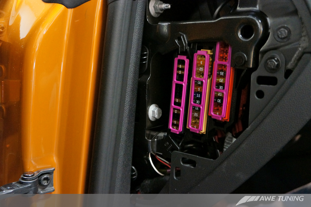 2007 A4 Fuse Box The Awe Tuning S5 Build Thread Page 2 Audiworld Forums