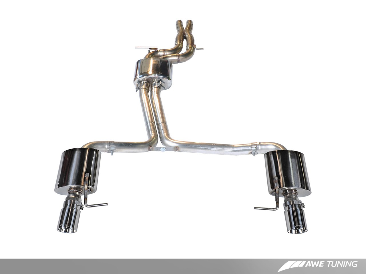 Awe Tuning Audi C7 A7 Touring Edition Exhaust Suite