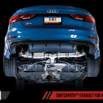 Awe Exhaust Suite For Audi 8v S3 Awe