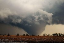 Picture of the Fairdale tornado near Ashton Ill. (Source: Tom Purdy)