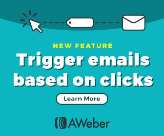 Trigger emails based on clicks