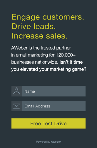 Image preview of sign up form