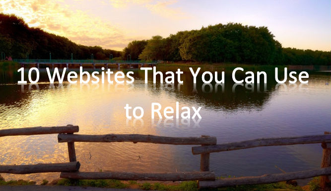 10 Websites for Relax
