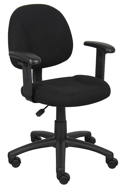 Boss Fabric Deluxe Posture Chair