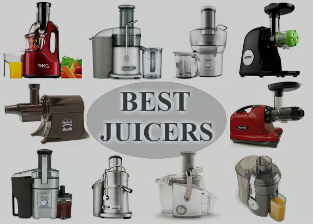 Best Juicers