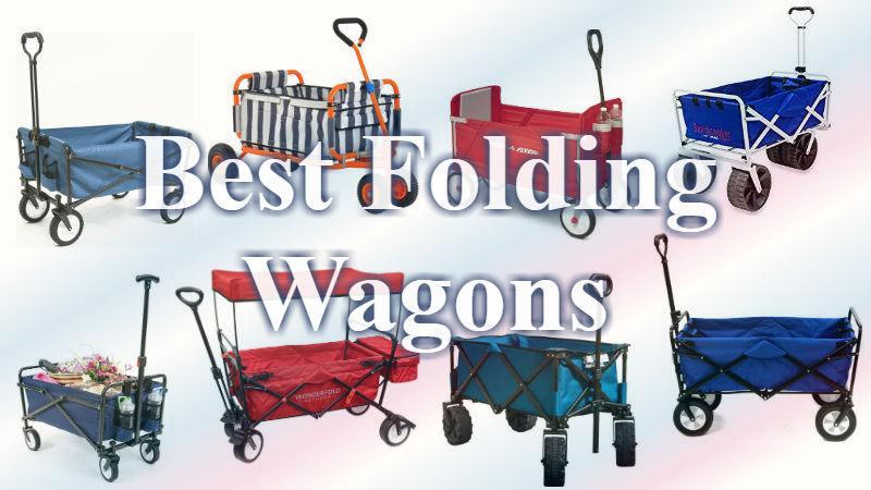 Best Folding Wagons