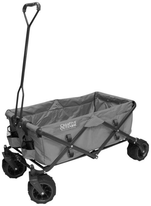 Creative Outdoor Distributors Original Folding Garden Wagon