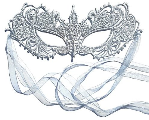 The Authentic Ana Lace Goddess Ana Masquerade Mask