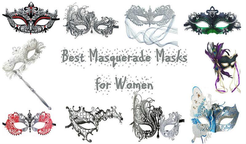 Best Masquerade Masks for Women