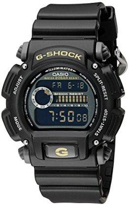 G-Shock DW-9052-1CCG Black Military Watch