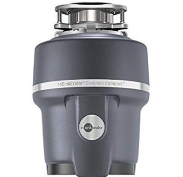 InSinkErator Evolution Compact Garbage Disposal