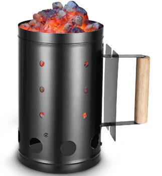 OUTXPRO Charcoal Chimney Fire Starter
