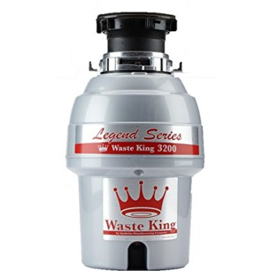 Waste King Legend Series Continuous Feed Garbage Disposal
