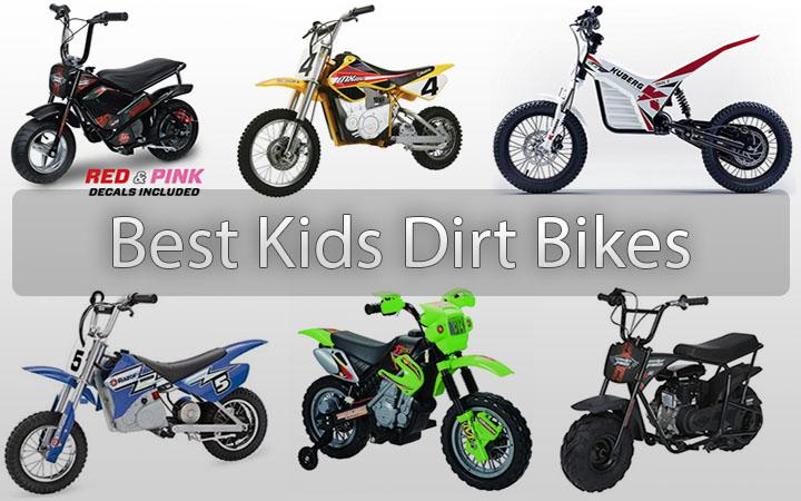 Best Kids Dirt Bikes