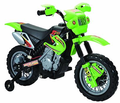 Fun Wheels 6V Battery Powered Dirt Bike