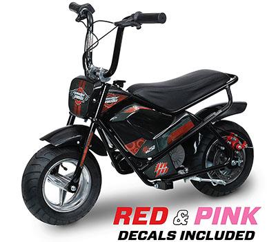 Monster Moto 250-Watt Electric Mini Bike