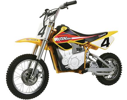 Razor MX650 Rocket Electric Motorcross Bike