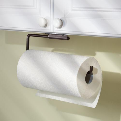kitchen paper towel holder mobile home sinks 10 best holders of 2019 to use in your aw2k interdesign swivel for