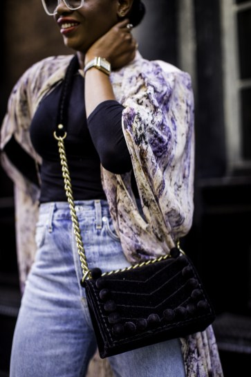 How to style a long kimono and ripped jeansfor fall and NYFW   Awed by Monica   Atlanta Lifestyle & Fashion Blog-17