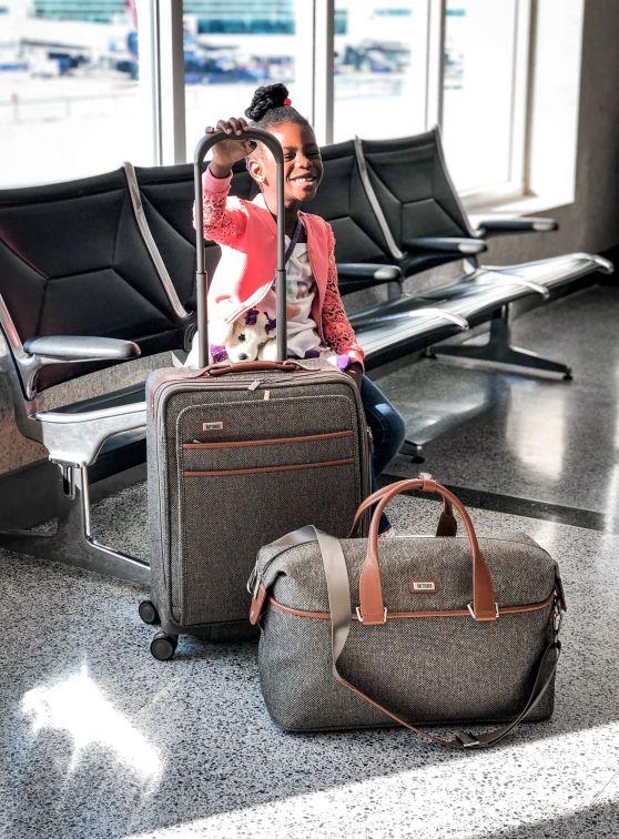 hartmann luggage