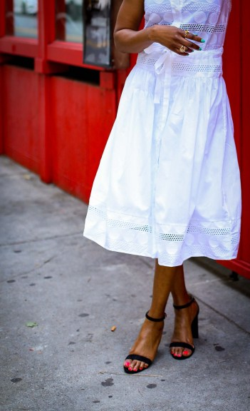 the perfect white dress for summer from new york and company styled by atlanta fashion and life style blogger-16