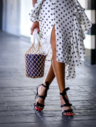polka-dots nd ruffles, how to style the fashion trend all fashion girls love by Atlanta fashion and style blogger-16