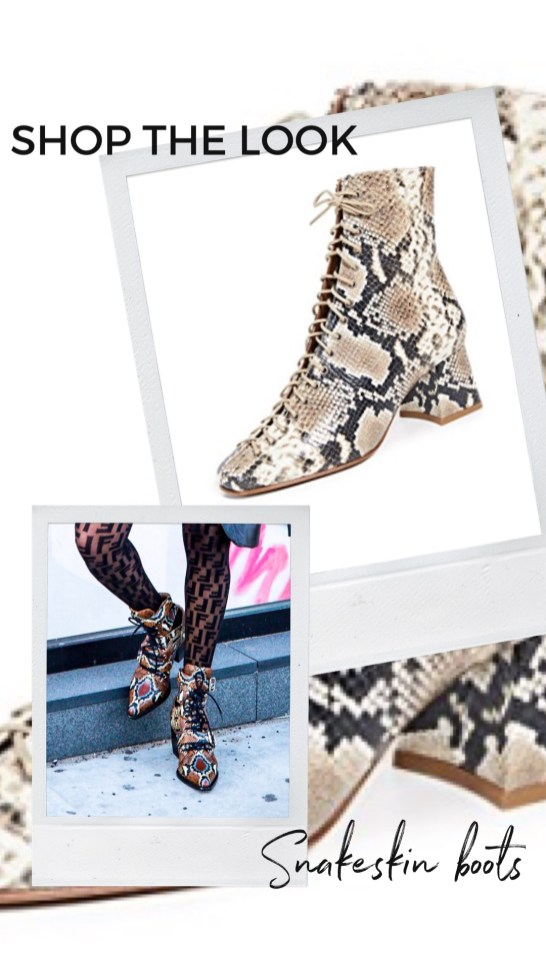 Shopbop sale. By Far snakeskin boots. Shopbop sale must haves. sale end March 2nd.