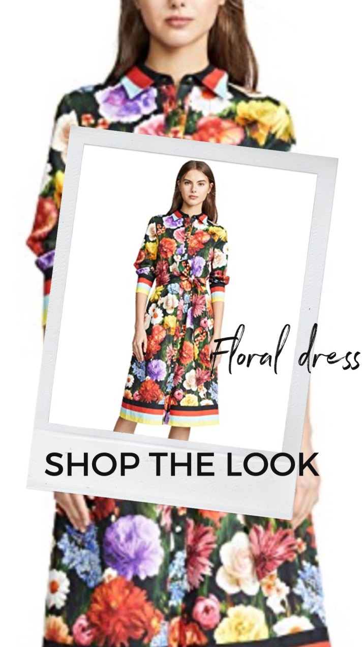 Shopbop sale . Alice and Olivia floral dress. Shopbop sale must haves. sale end March 2nd.