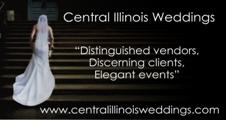 Central Illinois Weddings logo