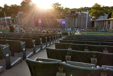 Tips for Taking Kids to The Muny in St. Louis
