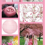 love in blossom inspiration board