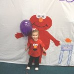 {Real Party} Elmo Birthday Party