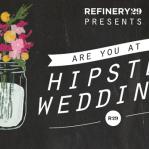 Hipster Wedding
