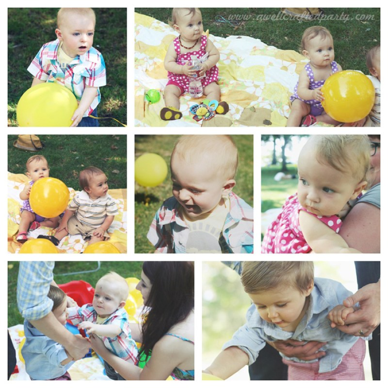 You Are My Sunshine First Birthday Party | A Well Crafted Party