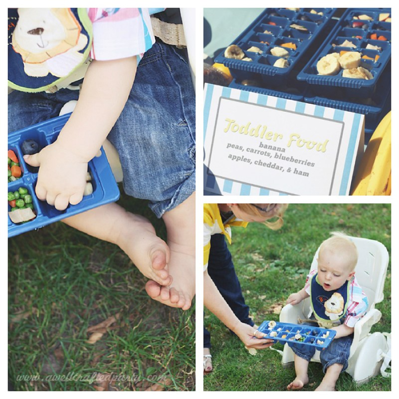 Sunshine First Birthday | A Well Crafted Party