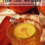 {Recipe} Apple Cider Margarita