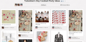 Working on it Wednesday: Valentine's Day Ladies' Night