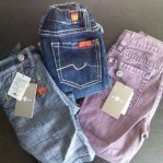 Seven Days of Toddler Style with 7 for All Mankind