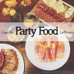 Party Leftovers for Breakfast // A Well Crafted Party