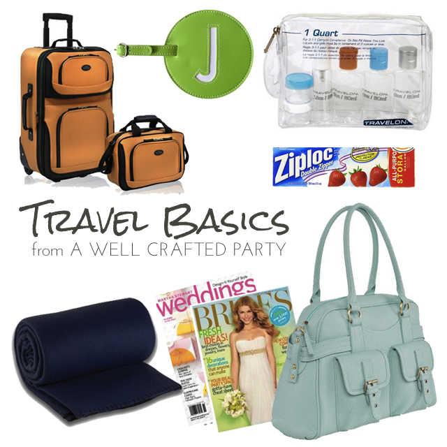 travel basics