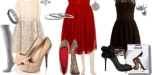 Dressed to Party: Holiday Parties!