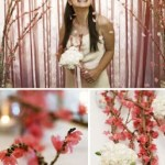 DIY Cherry Blossom Branches - A Well Crafted Party